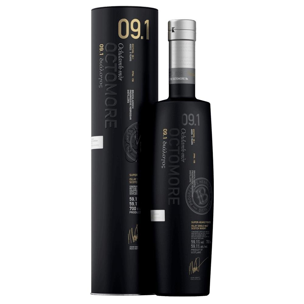 Octomore Edition 09.1 Dialogos | Islay Single Malt Scotch Whisky 0,7l - 59,1% - INSELLIEBE Store - Insel Usedom
