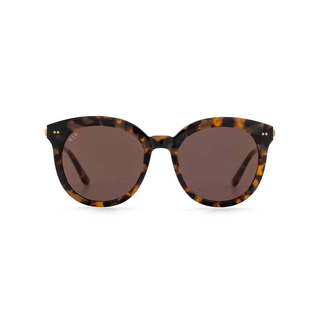 Paris Amber Tortoise Brown - INSELLIEBE Store - Insel Usedom