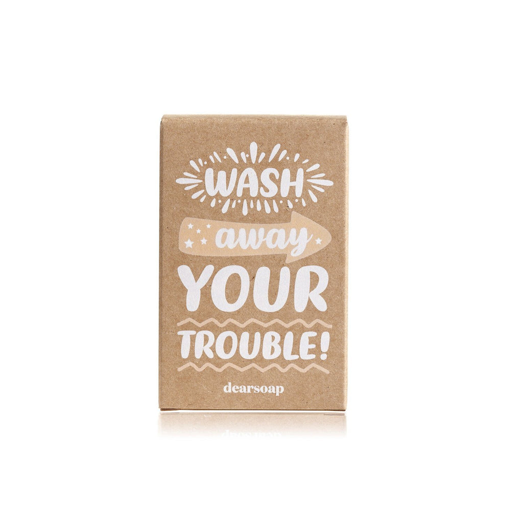 Quittenseife - Wash away your trouble - INSELLIEBE Store - Insel Usedom