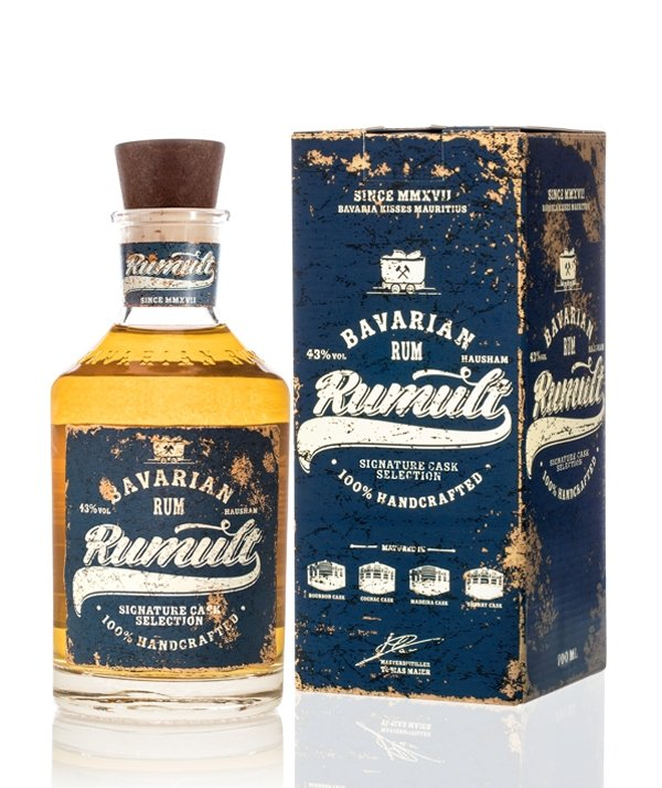 RUMULT Signature Cask Selection 43% – Edition 2018 - INSELLIEBE Store - Insel Usedom