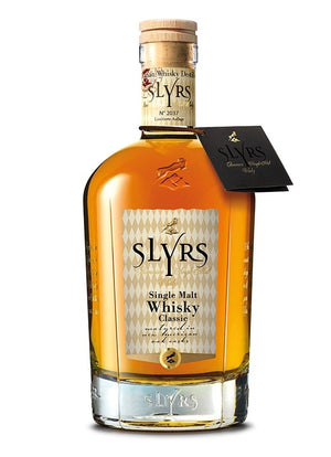 SLYRS Malt Whisky 43% 0,7l - INSELLIEBE Store - Insel Usedom