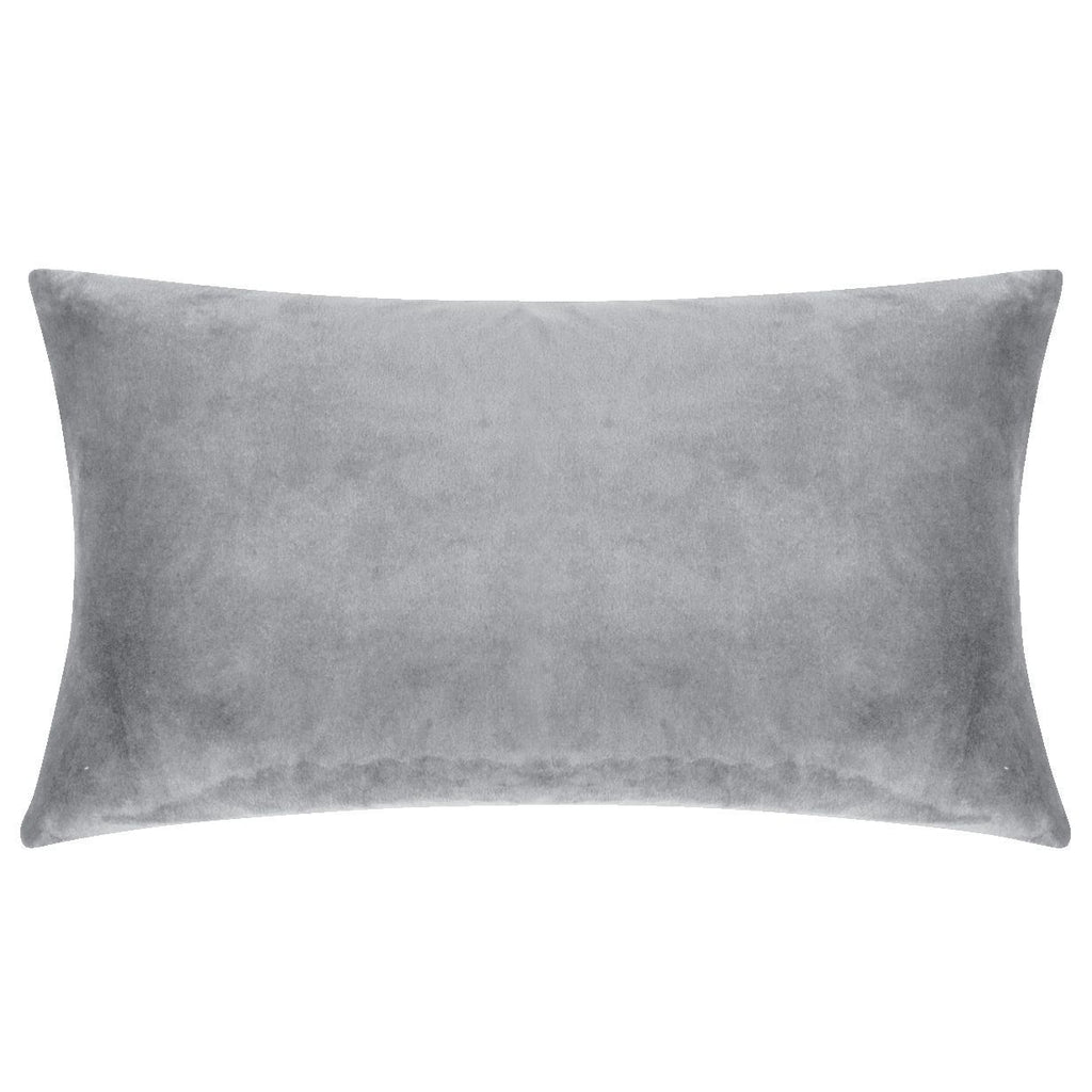 SMOOTH Kissenhülle 25x50 - Light Grey - INSELLIEBE Store - Insel Usedom