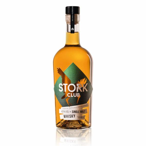 STORK CLUB SINGLE MALT WHISKY I 43% I 700ml - INSELLIEBE Store - Insel Usedom