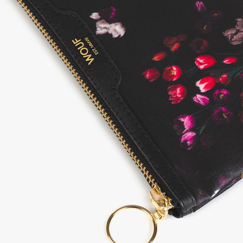 Tulips Pocket Clutch