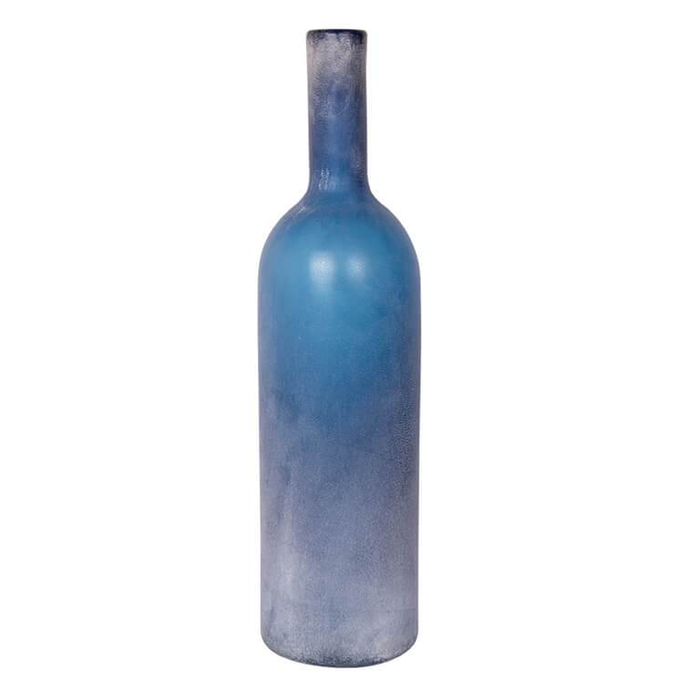 "Vase ""Aqua Frosted"" - INSELLIEBE Store - Insel Usedom"