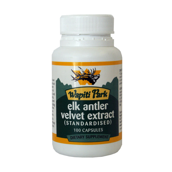 Elk Antler Velvet Extract (Standardized)