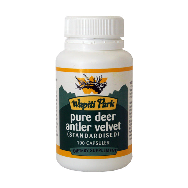 Pure Deer Antler Velvet (Standardized)