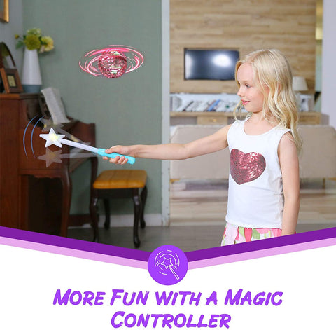 Flynova™ Pro:Boomerang spinner with endless tricks