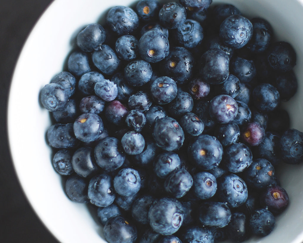 5 Blueberry-Packed Recipes (and why you should eat them)!