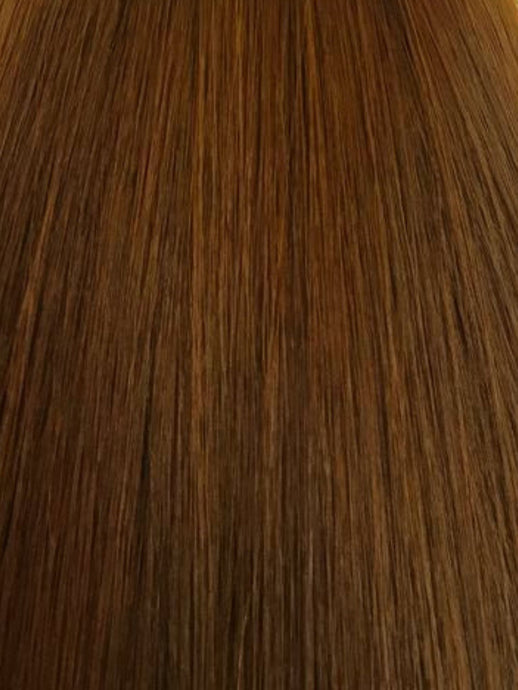 Seamless Tape-In Hair Extensions - Dark Copper #130