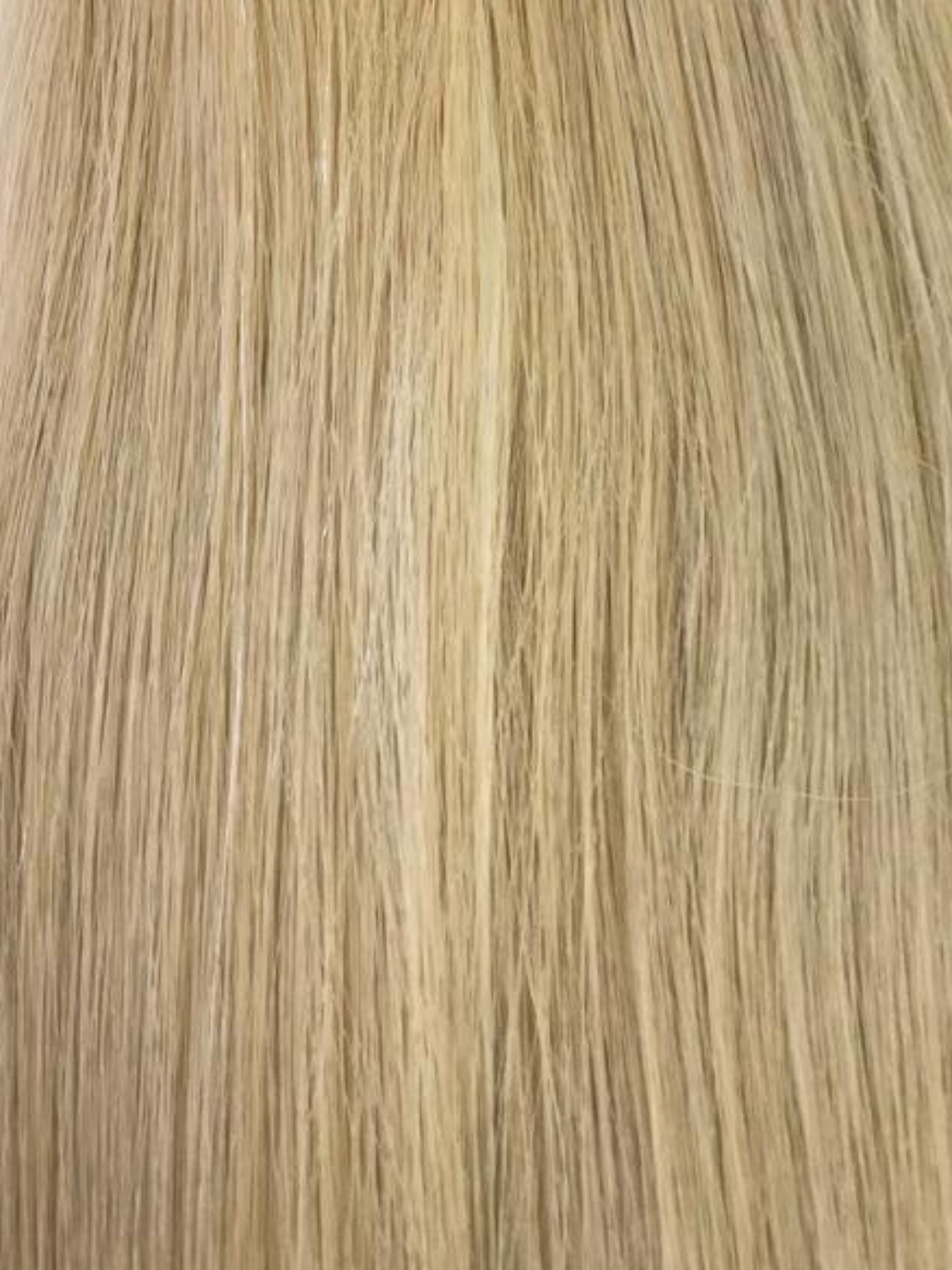Seamless Tape-In Hair Extensions - Dark Ash Blonde #14