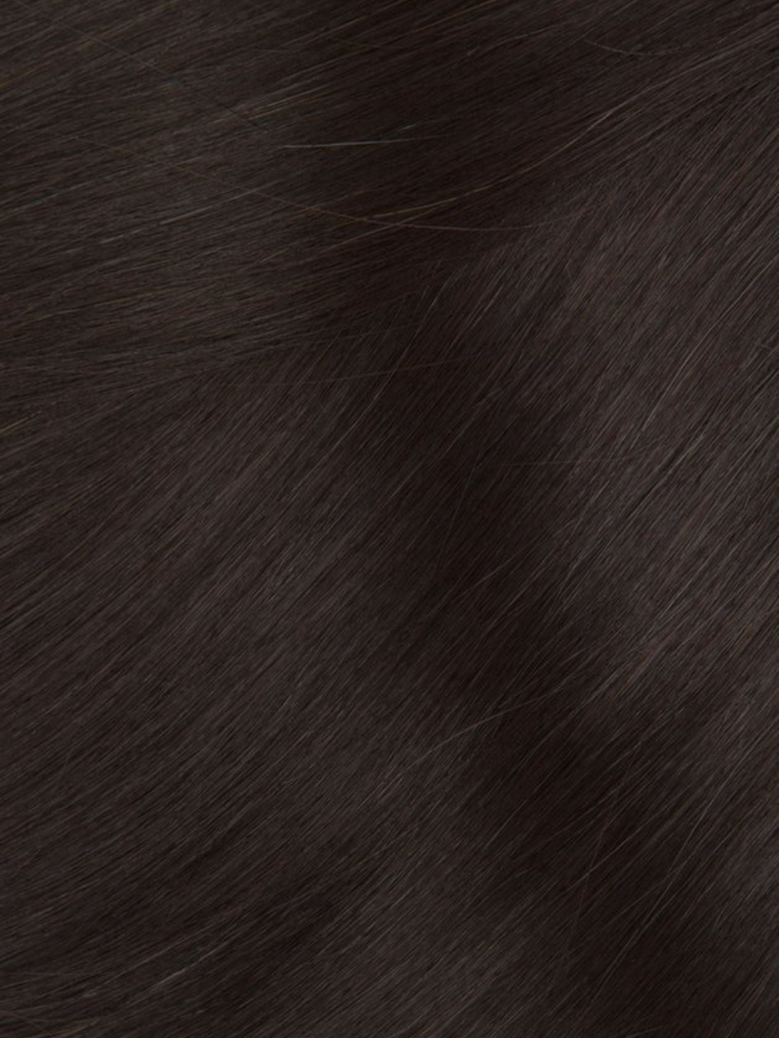 Seamless Tape-In Hair Extensions - Italian Espresso #2