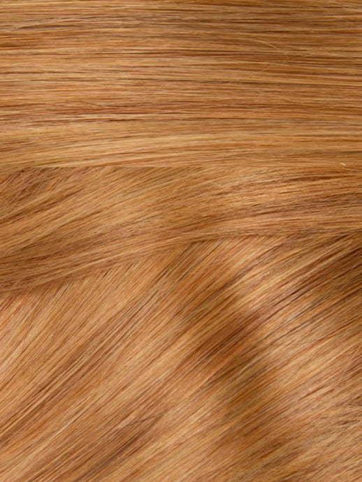 Seamless Tape-In Hair Extensions - Sunkissed Blonde #27