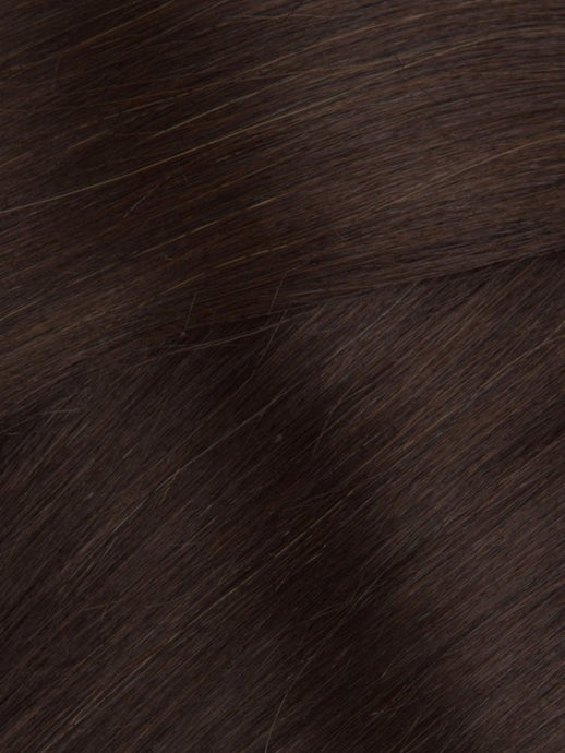 Seamless Tape-In Hair Extensions - Turkish Coffee #3