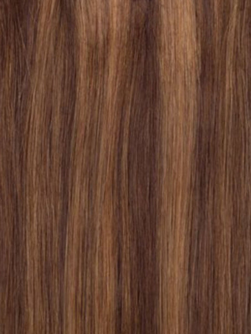 Seamless Tape-In Hair Extensions - Havana Nights #4-8