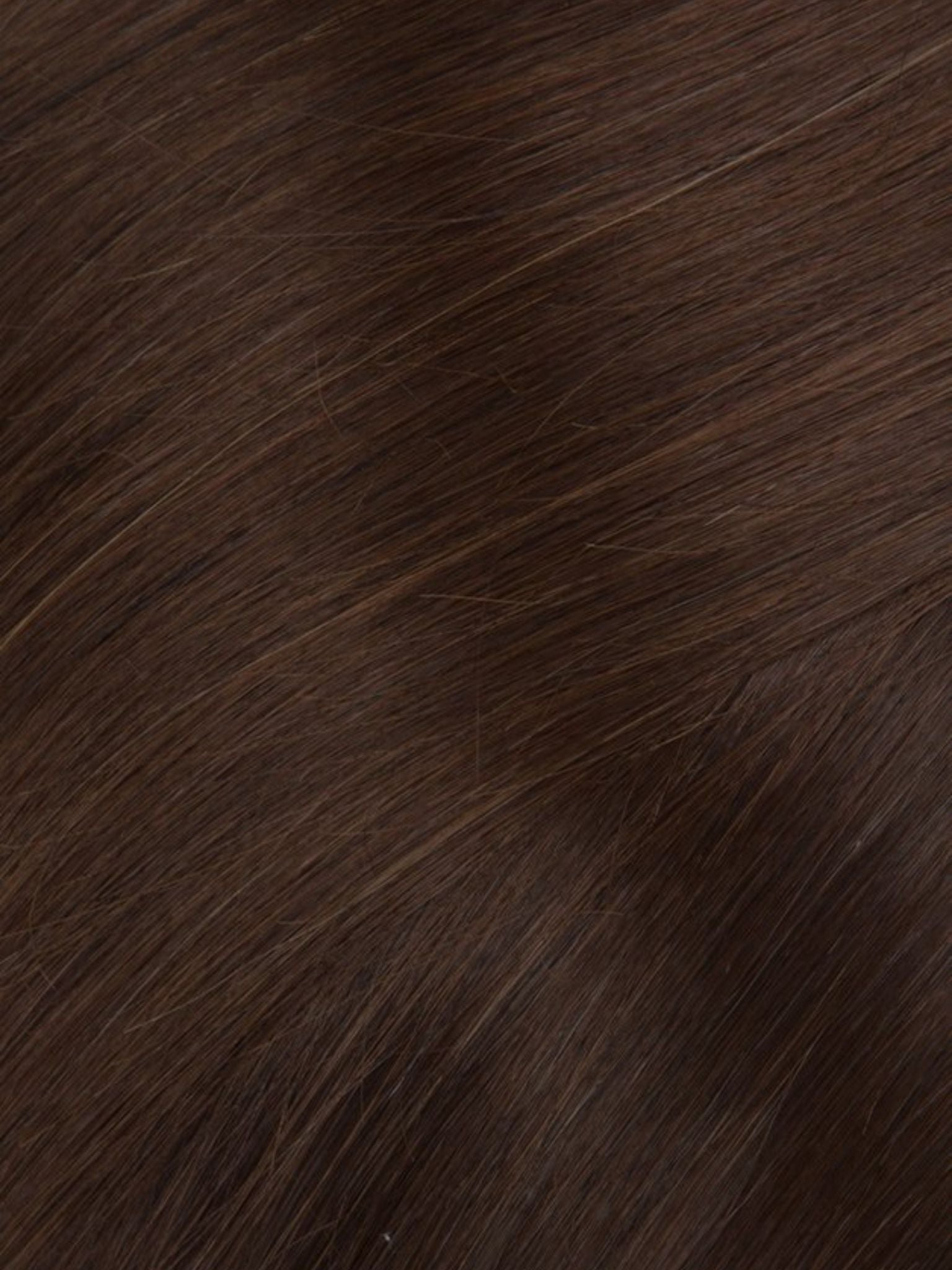 Clip-In Hair Extensions Truffle Brown | Luxurious 100 Grams