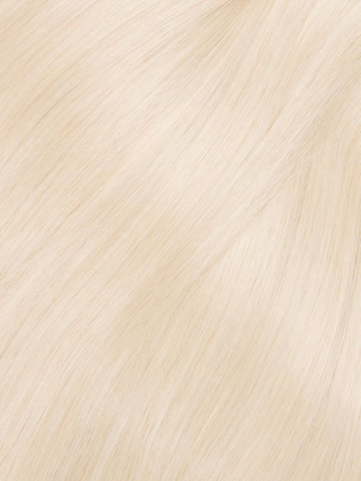 Seamless Tape-In Hair Extensions - Icy Ash Blonde #61