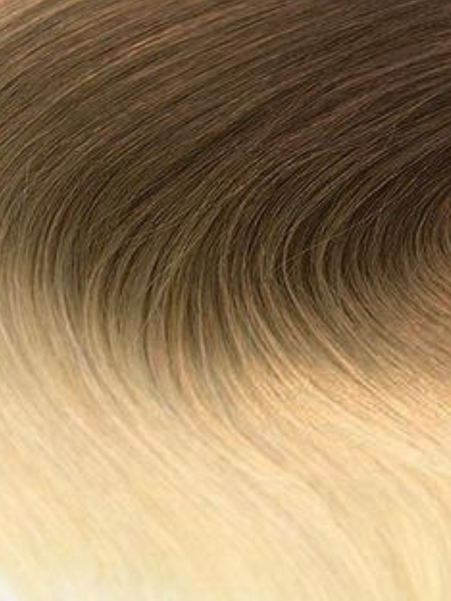 Seamless Tape-In Hair Extensions - Dulce De Leche Ombre #631/613