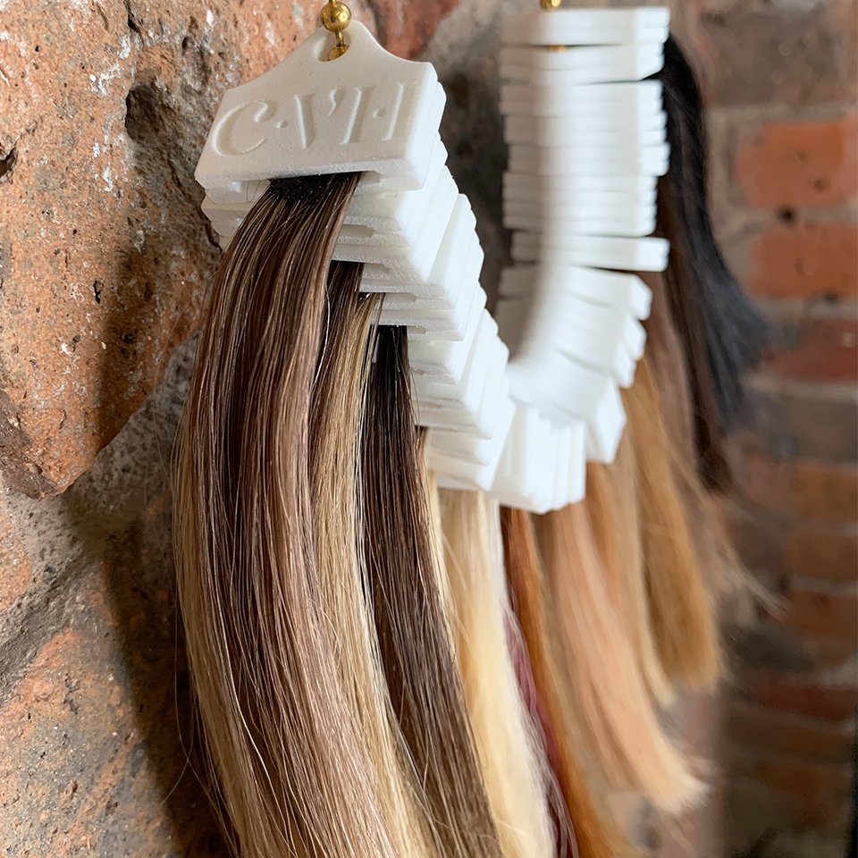 CVH Extensions Colour Ring | Salon Professional