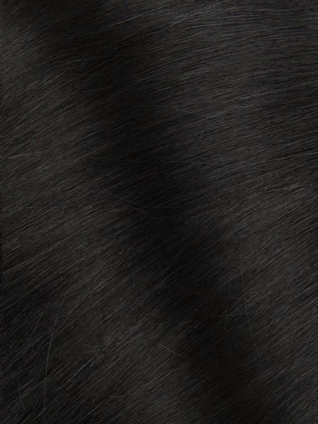 Stick Tip Hair Extensions - Jet Black #1