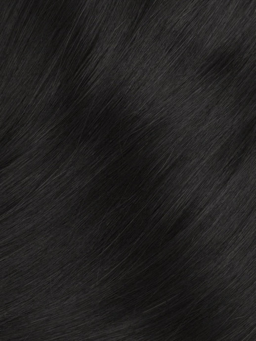 Stick Tip Hair Extensions - Natural Black #1B