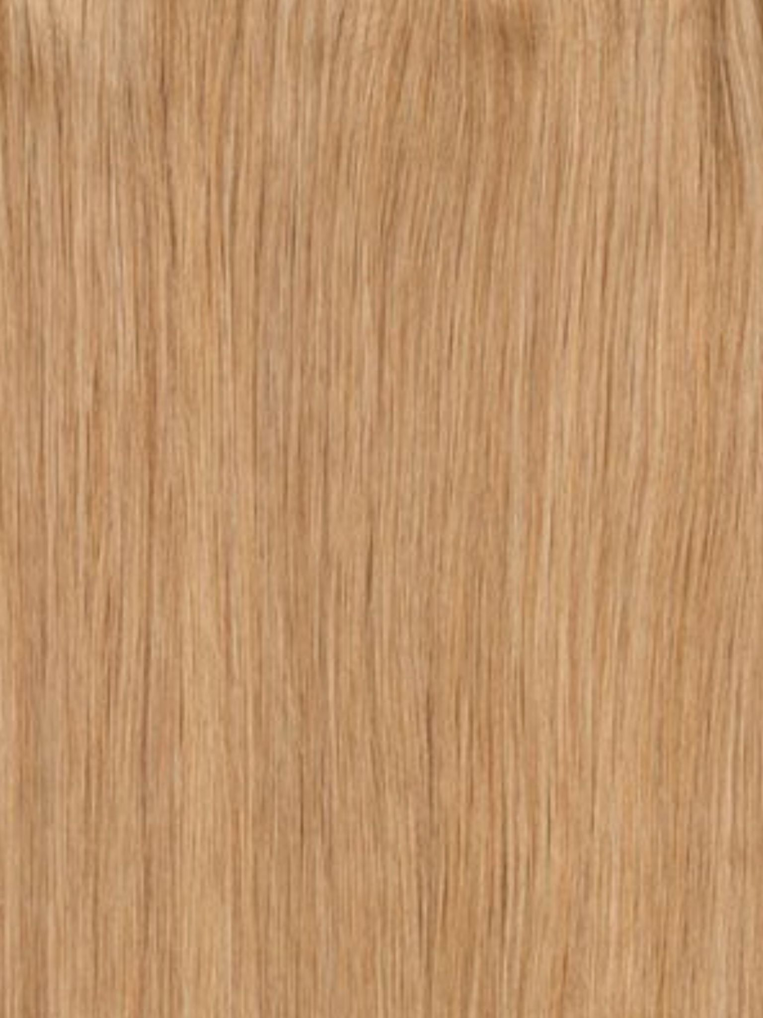 Seamless Tape-In Hair Extensions - Honey Blonde #18