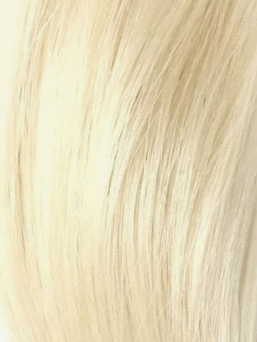 Seamless Tape-In Hair Extensions - Platinum Blonde #60