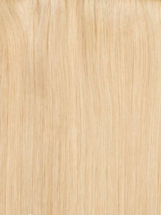 Seamless Tape-In Hair Extensions - Bleach Blonde #613