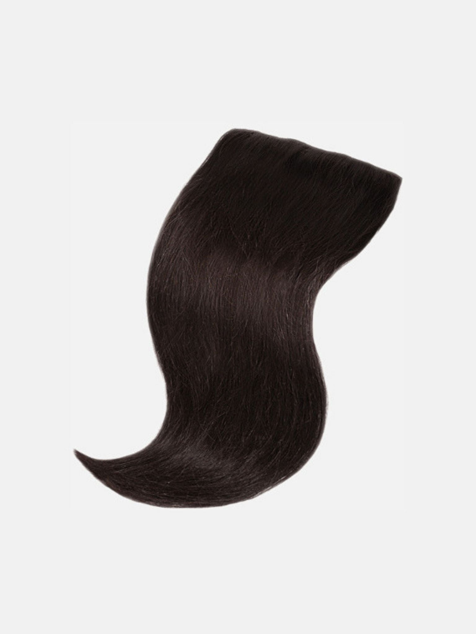 Clip-In Hair Extensions Natural Black | Superior 180 Grams