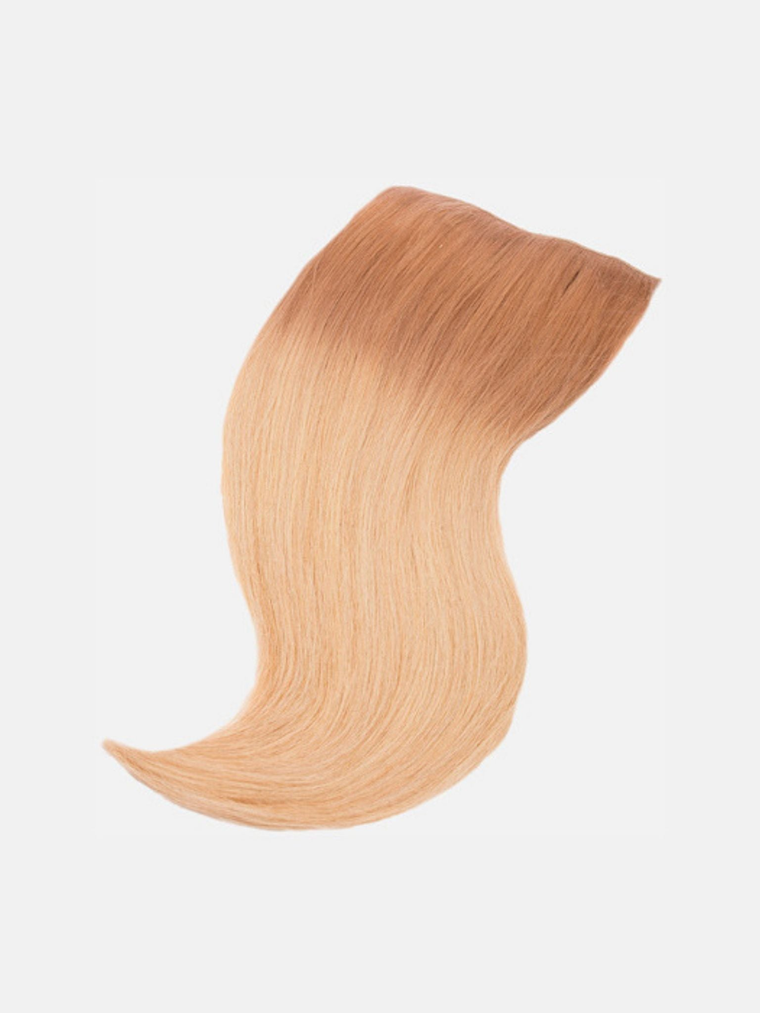 Clip-In Hair Extensions Creme Brulee Ombre | Luxurious 100 Grams