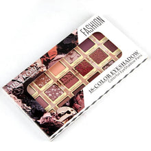 Load image into Gallery viewer, MISS ROSE Rose Gold Eyeshadow Palette