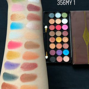Miss Rose 24 color Perfect Eyeshadows