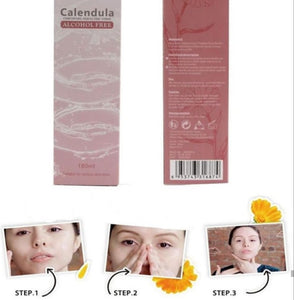 Miss Rose Calendula Herbal Extract Toner Moisturizing Astringent Toner