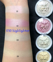 Load image into Gallery viewer, Miss Rose Face Powder 3D Shimmer Highlighter
