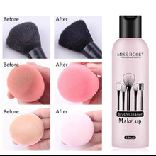 Load image into Gallery viewer, MISS ROSE New professional sponge puff and makeup brush cleaner
