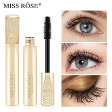 Load image into Gallery viewer, Miss Rose Black Gold Mascara
