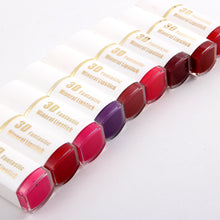Load image into Gallery viewer, Miss Rose 3D Mineral Lipstick-White