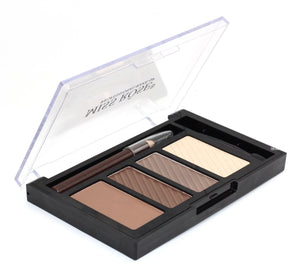 Miss Rose Professional 4 color eyebrow kit