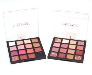 Missrose 16 Color Eyeshadow Palette