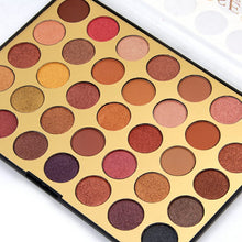 Load image into Gallery viewer, Miss Rose 35 color eyeshadow palette N1