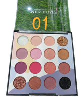 Load image into Gallery viewer, Miss Rose 16 Colour Eyeshadow Palette
