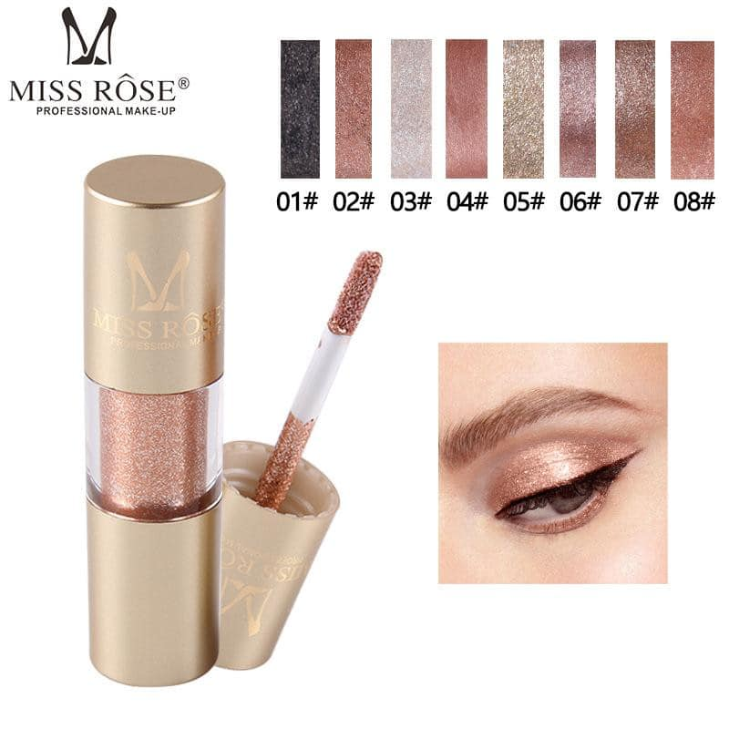 MISS ROSE Set of 6 Liquid Glitter
