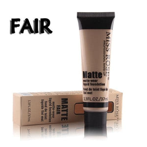 MISS ROSE Full Coverage Matte Foundation