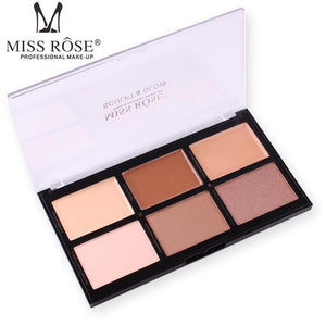 MISS ROSE Contour and Highlight Palette