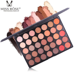 MISS ROSE Professional New 35 Color Eyeshadow