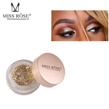 Load image into Gallery viewer, MISS ROSE Single Eye Glitters