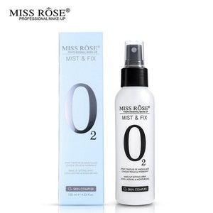 MISS ROSE O2 Mist & Fix Setting Spray