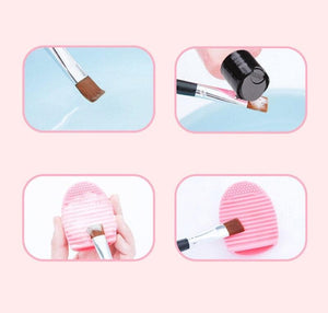 MISS ROSE New professional sponge puff and makeup brush cleaner