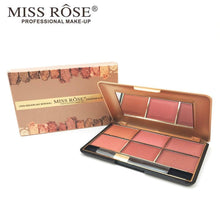 Load image into Gallery viewer, MISS ROSE Blush On Palette