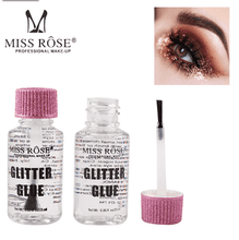 Load image into Gallery viewer, Miss Rose Glitter Glue Eye Waterproof Long Lasting